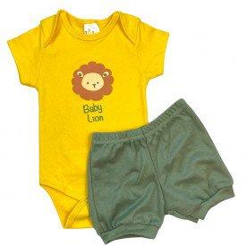 conjunto body bebe manga curta e short bermuda verao menino menina 20210910 112212