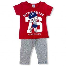 conjunto bermuda camiseta short menino menina verao manga curta pmg 123uda verao menino menina 20210924 142757