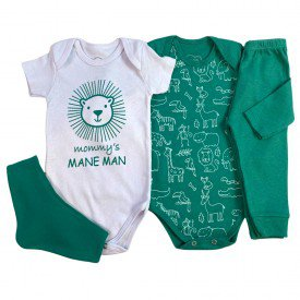 conjunto body bebe manga curta e short bermuda verao menino menina 20210924 165755