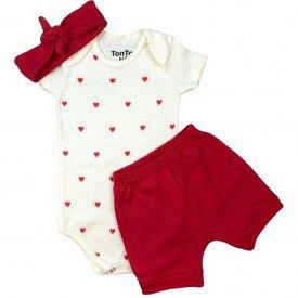 conjunto body bebe manga curta e short bermuda verao menino menina 20211022 111829