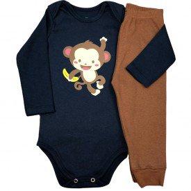 conjunto body bebe manga curta e short bermuda verao menino menina 20211022 112118